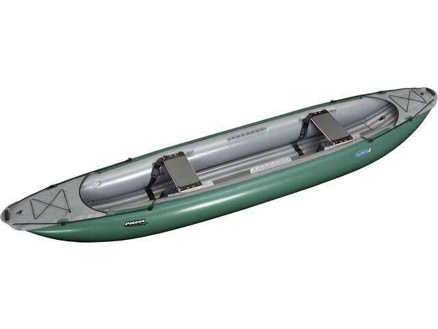 GUMOTEX Palava 400 Kanu grün/grau
